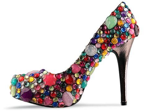 0a4fcc8a3585 Disse stiletter kan jo pifte et hvert outfit op uden nogen problemer! Det eneste  krav der er til sådan et par sko